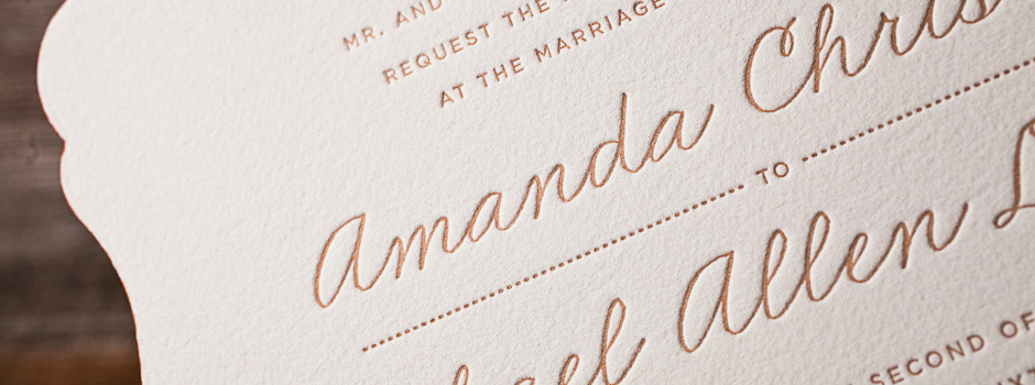 Wedding Invitation Etiquette Wording