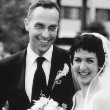 Elizabeth and David Mandel 1