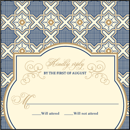 Amadore Antique Letterpress Reply Design Medium