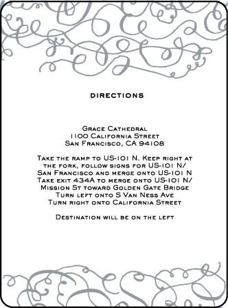 Aria Letterpress Direction Design Medium