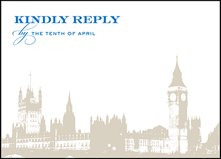 Charmed London Letterpress Reply Design Medium