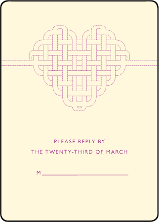 Connected Letterpress Reply Design Medium