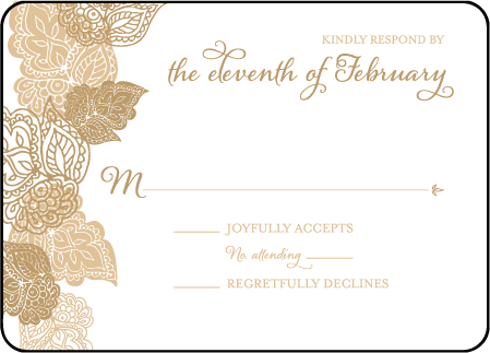 Divya Formal Letterpress Reply Design Medium
