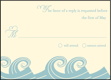 Erte Beach Letterpress Reply Design Medium
