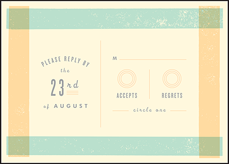 Farmstand Letterpress Reply Design Medium