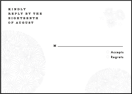Meadow Letterpress Reply Design Medium