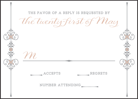 Melodie Frame Letterpress Reply Design Medium