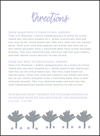 Modern Bazaar Letterpress Direction Design Medium