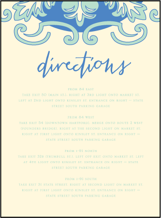 Modern World Letterpress Direction Design Medium