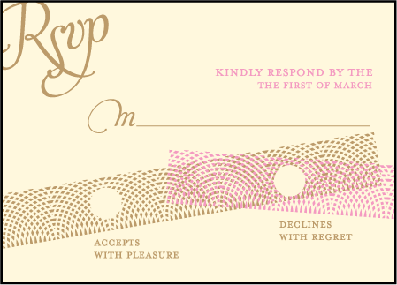 New Washi Letterpress Reply Design Medium
