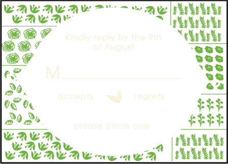 Organic Letterpress Reply Design Medium