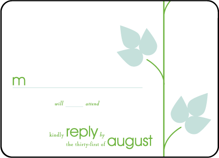 Papillon Letterpress Reply Design Medium