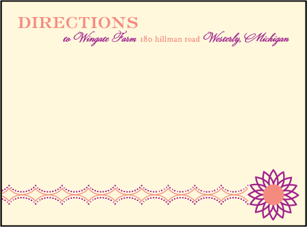Rangoli Letterpress Direction Design Medium