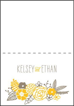 Rustic Jolene Letterpress Thank You Card Fold Design Medium