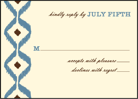 Santa Fe Letterpress Reply Design Medium