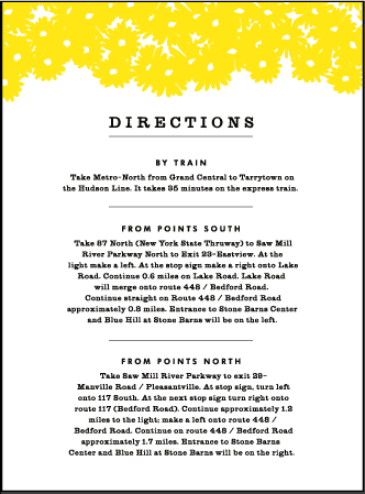 Sweet Daisy Letterpress Direction Design Medium