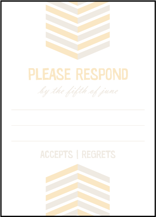 Sweet Lorna Letterpress Reply Design Medium