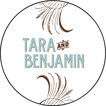 Tara Letterpress Coaster Design Medium