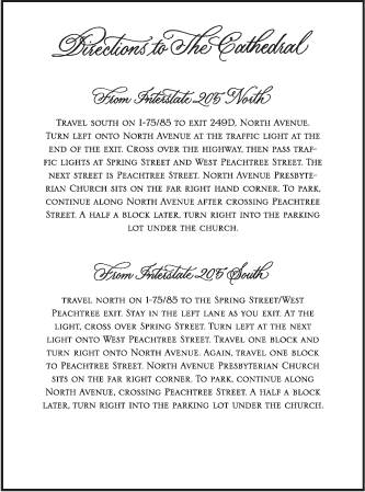 Victoria Calligraphy Letterpress Direction Design Medium