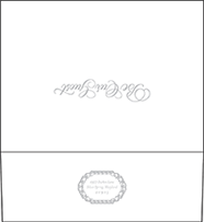 Ashton Letterpress Envelope Design Small