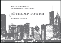Charmed Chicago Letterpress Reception Design Small