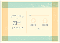 Farmstand Letterpress Reply Design Small