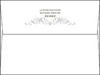 Gilford Letterpress Envelope Design Small
