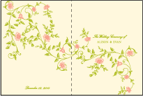 Printemps Letterpress Program Design Small
