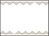 Tapestry Letterpress Placecard Flat Design Small