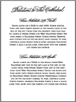 Victoria Calligraphy Letterpress Direction Design Small