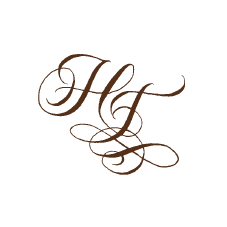 Monogram 2 Copperplate