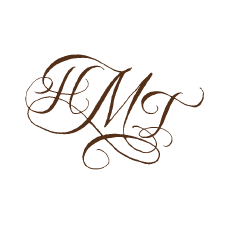 Monogram 3 Copperplate