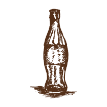Soda Bottle 1