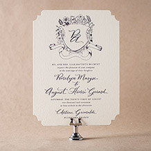 Laurent Wedding Invitation 3