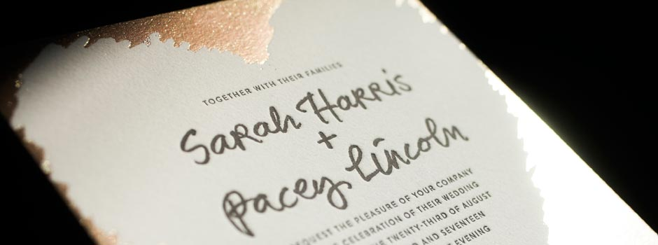 wedding invitation designs